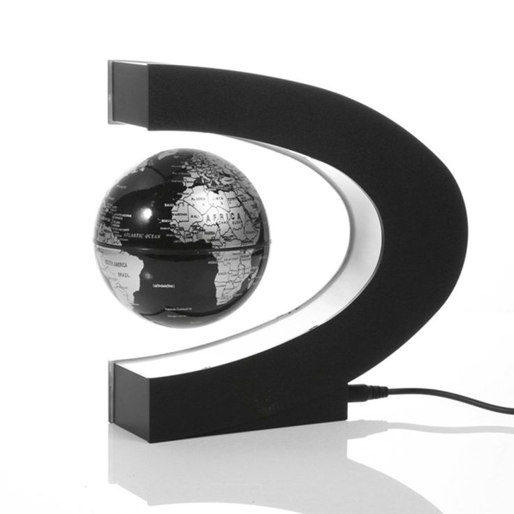 457 best globes images on pinterest maps world globes and world maps happy hours c shape magnetic field levitation floating globe world map led light lamp home desktop decoration gift black gumiabroncs Choice Image