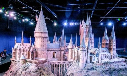 Harry Potter expo with accomodation à London : 1 à 3 nuits, entrée au Studio Warner Bros, Harry Potter Tour à Londres: #LONDON En promo à…