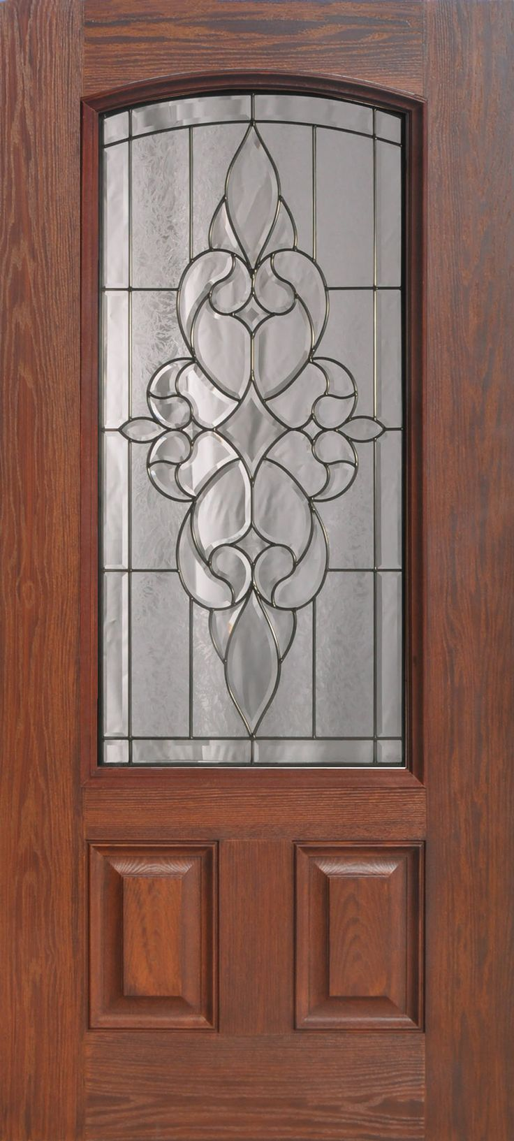 14 best courtlandt decorative glass front door images on pinterest arch lite two panel courtlandt in traditional mahogany find this pin and more on courtlandt decorative glass front door rubansaba