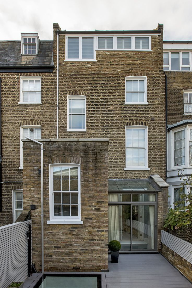 100 best the townhouse look images on pinterest london for Townhouse exterior design