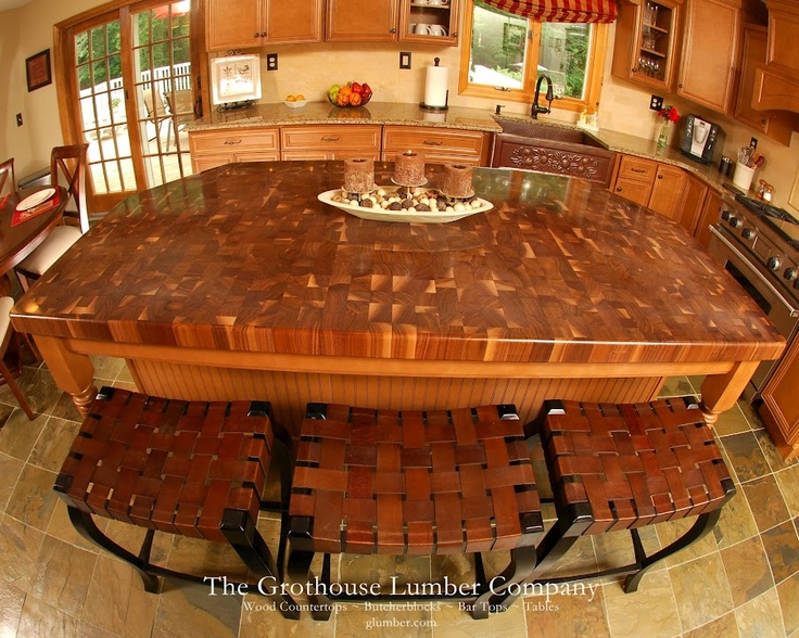 Wood Countertops, Butcher Block Countertops, Wood Bar Tops Custom Made By  Grothouse With Best Waterproof Wood Countertop Finish U0026 Lifetime Warranty.