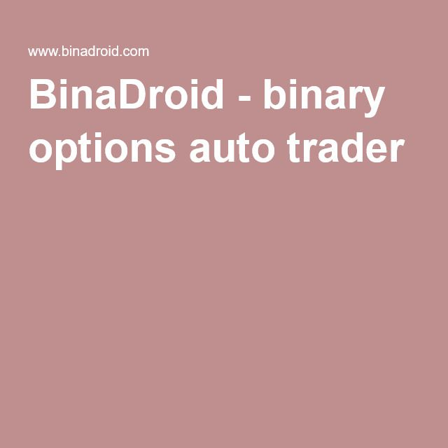 BinaDroid - binary options auto trader