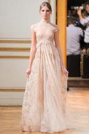 Zuhair Murad Fall Couture Fashion Show 2013 | Style.com/Arabia