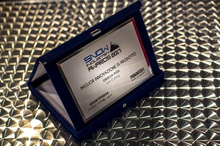 """ANTI-CUTTING: Energiapura vince il premio """"migliore innovazione di prodotto""""! http://magazine.energiapura.info/anti-cutting-energiapura-vince-premio-migliore-innovazione-prodotto/ #anticutting"""