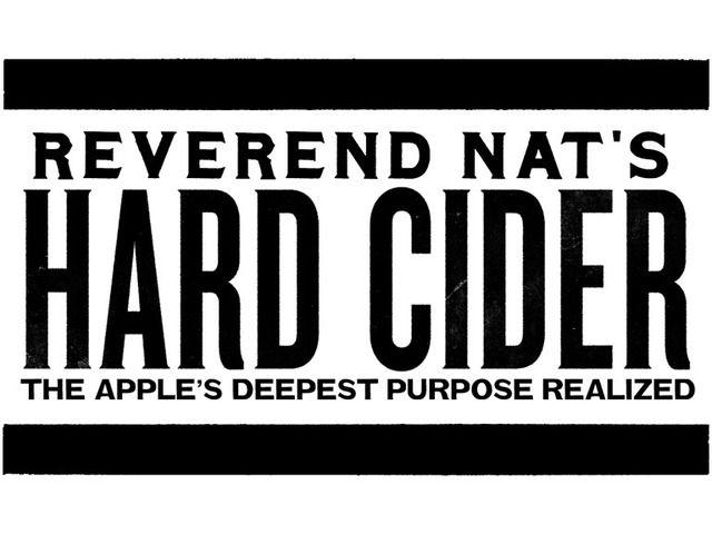 Reverend Nat's Hard Cider Public Taproom by Nat West — Kickstarter