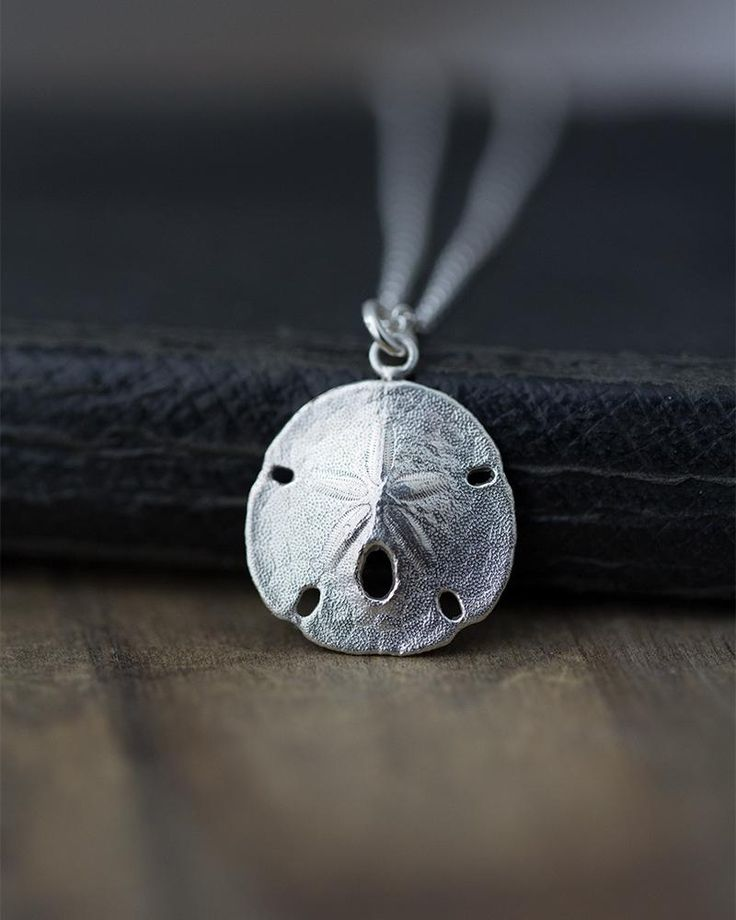 Sand Dollar Necklace – Burnish