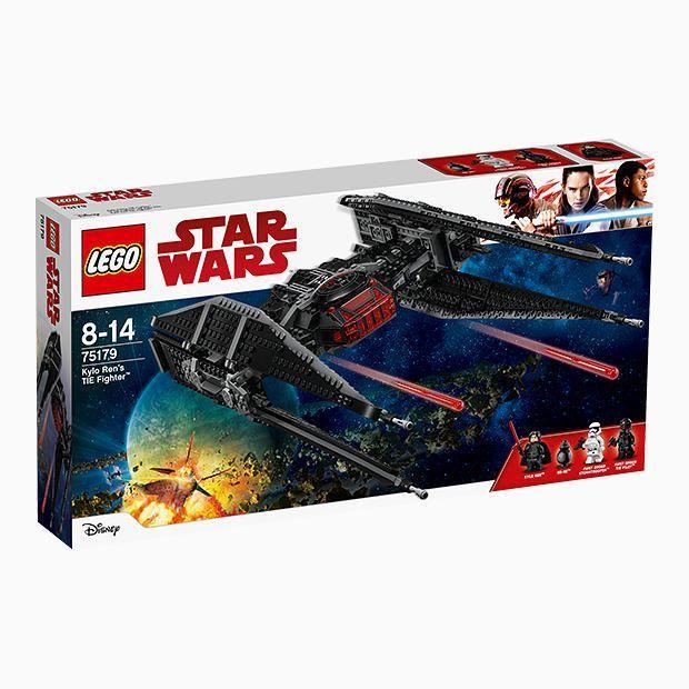 Lego Star Wars Kylo Ren S Tie Fighter 75179 Lego Star Wars Star Wars Kylo Ren Lego Star Wars Sets