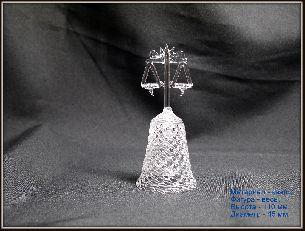 Хрустальный колокольчик Весы - Колокольчики - Знаки зодиака <- Горный хрусталь <- Посуда <- VIP - Каталог | Универсальный интернет-магазин подарков и сувениров
