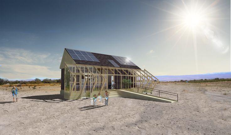 Proyecto Vivienda Construye Solar, Chile 2017.