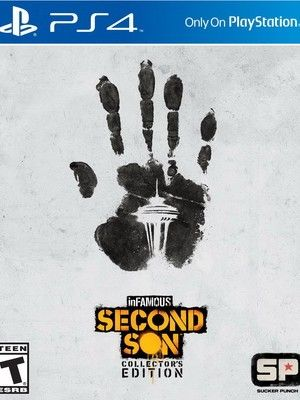 inFAMOUS: Second Son Collector's Edition, Easily the best next-gen game