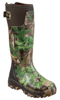 LaCrosse AlphaBurly Pro Hunting Boots for Ladies - Realtree Xtra Green - 11 M