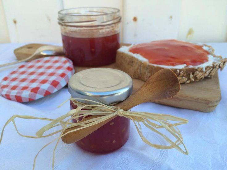 Tomaten-Marmelade | Mein schönes Land bloggt