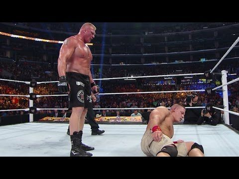 Brock Lesnar: Every WWE SummerSlam Appearance And Predictions For 2016