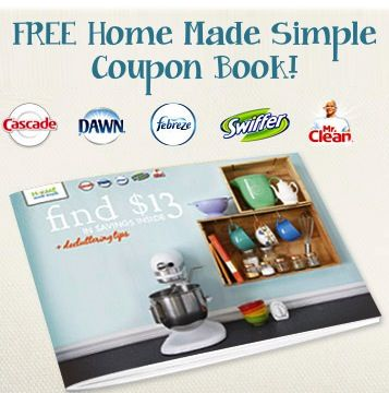 FREE Home Made Simple Coupon Book!