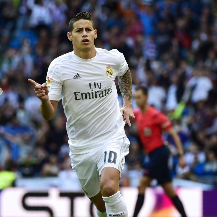 Real Madrid Transfer News: Latest James Rodriguez and Alvaro Morata Rumours | Bleacher Report