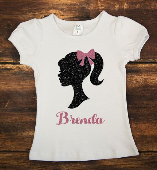 Something like this w/her name on it and a tutu would be adorable :)