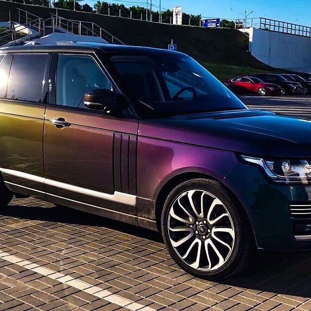 Spectral Blue Range Rover Landrover Rangerover Rangerovervogue Ca Land Rover Range Rover Dubai