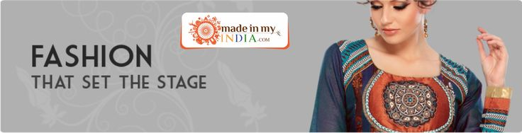 Fashion That Set The Stage   Explore more @www.madeinmyindia.com Made with love in #India  #madeinmyindia #made #with #love #india #ethnic #wear #fashion #clothing #unique #handcrafted #suits #kurtis #lehanga #sarees #Bridal #partywear #embroided #wedding #navaratri #Navaratri2015 #manymore ##karwachauth