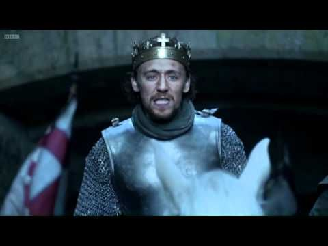 Tom Hiddleston on Shakespeare Uncovered Episode 5. Henry V's Speech.