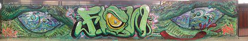 #color #barrio #melted #eyes #graffiti #color #street #art #chile#stgo #puente #alto #plots