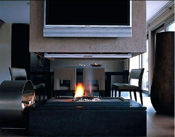 die besten 25 einbaukamin ideen auf pinterest kamin. Black Bedroom Furniture Sets. Home Design Ideas