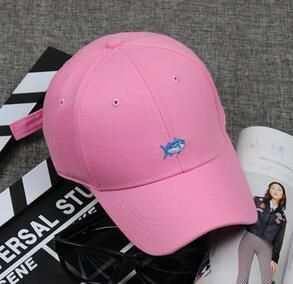 summer caps style lady korean pink Dad Hat adjustable white polo caps 2017 girls golf sport baseball caps hats for women female