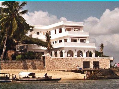 Rent Lamu Beach Front Holiday House | Forodhani House, Lamu, Kenya