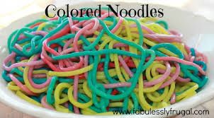 Google Image Result for http://fabulesslyfrugal.com/wp-content/uploads/2013/02/Colored-Spaghetti-noodles-560x309.jpg