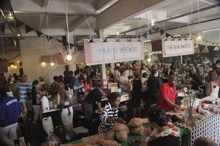 Market on Main - Maboneng Precinct, Johannesburg