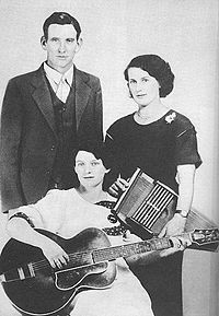 The Carter Family was a traditional American folk music group that recorded between 1927 and 1956. Their music had a profound impact on bluegrass, country, Southern Gospel, pop and rock musicians as well as on the U.S. folk revival of the 1960s.