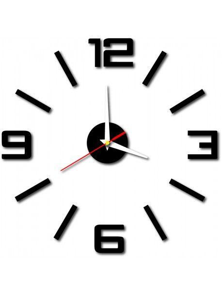 Modern falióra - BUSTER Cikkszám:  X0033-Nástenné hodiny Feltétel:  Új termék  Termék elérhetőség:  In Stock  Eljött az idő a változásra! Díszítő karóra újraéleszteni bármilyen belső, jelölje ki a báj és a stílus a helyet. Az meleget a házba az új órát. Fali órák plexiből egy csodálatos díszítés a belső tér.