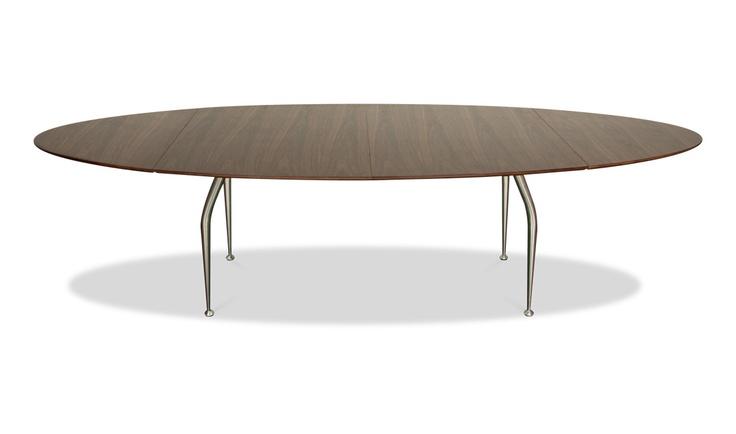 Ovale tafel verlekkerd op nieuwe thuis pinterest - Eettafel schans ...