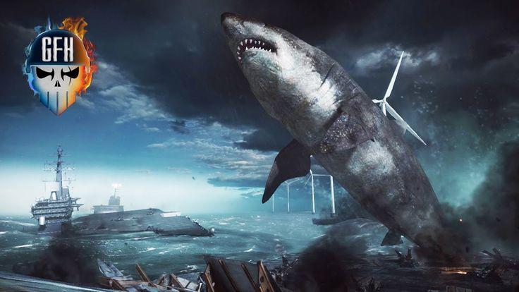Battlefield 4 Paracel Storm Megalodon Found