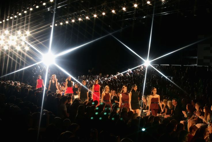 Win with Ziera! Win a trip for 2 to the Virgin Australia Melbourne Fashion Festival 2015, find out how to enter here http://zierashoes.com/page/Melbourne  Pictured: Camilla and Marc (Autumn/Fall) Finale on the runway at the 2014 Melbourne Fashion Festival. #Win #VAMFF #ZieraShoes