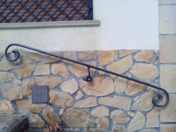M s de 25 ideas incre bles sobre barandillas de hierro - Barandillas de forja ...