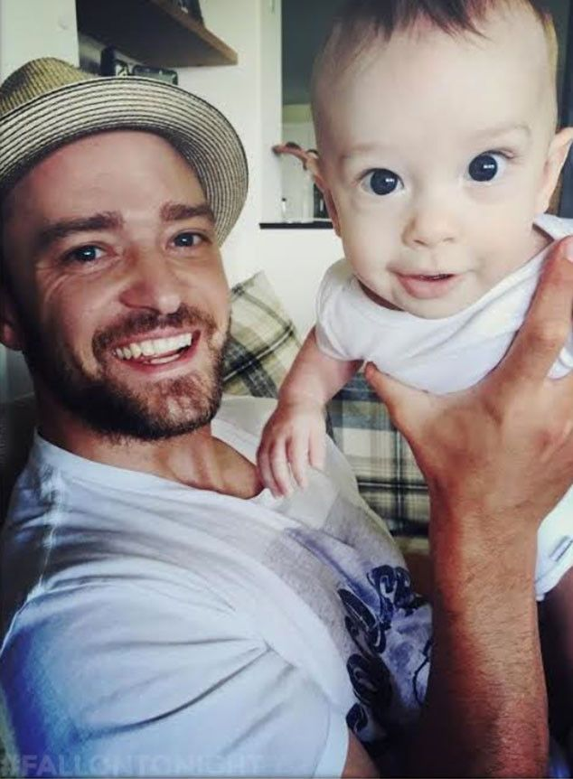 Baby Silas Is Born from 35 Reasons to Love Justin Timberlake | E! Online