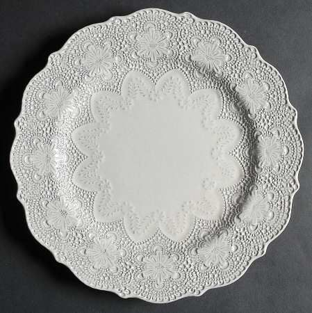 Arte ItalicaMerletto Antique Lace at Replacements, Ltd