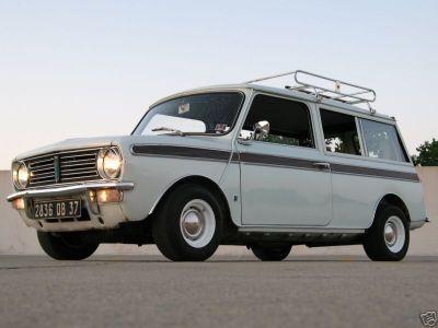 Mini Clubman Estate wagon