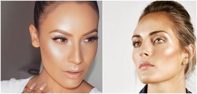 Maquiagem: Técnica Strobing - Pele Iluminada - Paula Beltrão