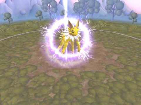 #135 Jolteon - Spore Pokemon