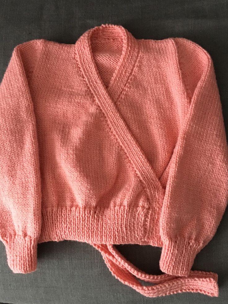 Merino Ballet Cardigan, Girls ballet cardigan, toddler girls sweater, toddler…