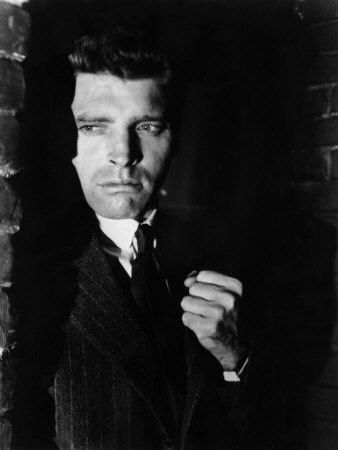 Burt Lancaster...loved him. ..And one of my favorite movies and roles of his was that of the German judge in Judgment at Nuremburg.