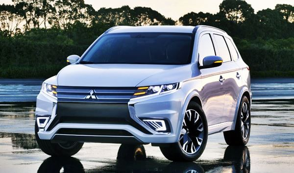 New Mitsubishi Outlander Phev 2021 Di 2020 Painting Interior Behr