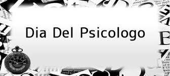 Resultado de imagen para 20 de noviembre día del psicologo en colombia