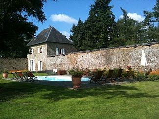 French holiday gites in St. Martin de Ceni, Manche, Normandy, France. Book direct with private owner FR2842