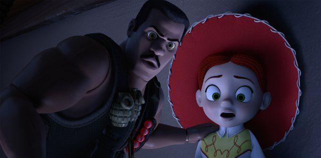 Toy Story of Terror.  #Comics #ToyStory #Pixar #Disney #DisneyChannel #WaltDisneyPictures #WaltDisneyPictures #Woody #BuzzLightyear #Jessie  ========================   Rolando De La Garza Kohrs  http://About.Me/Rogako  ========================