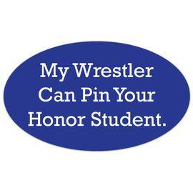 Best Wrestling Images On Pinterest - Custom wrestling car magnets