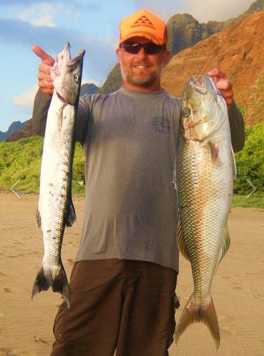 HI Fish Catch