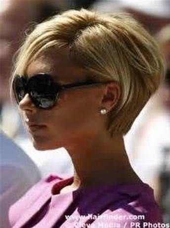 Short Wedge Hairstyles - Bing Images