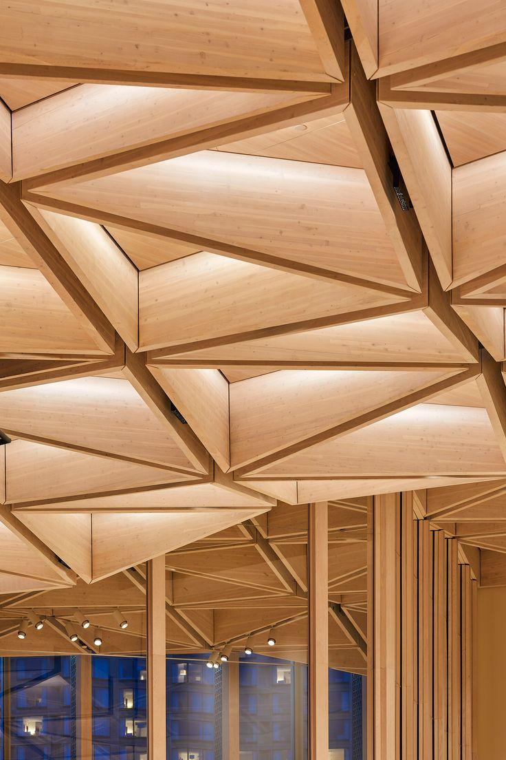 National Arts Centre (NAC), Ottawa, Ontario, Canada, by Diamond Schmitt Architects